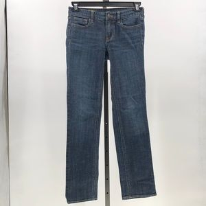 J. Crew matchstick straight and narrow jeans 26S